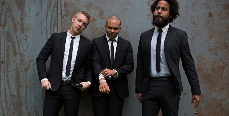 major lazer une1